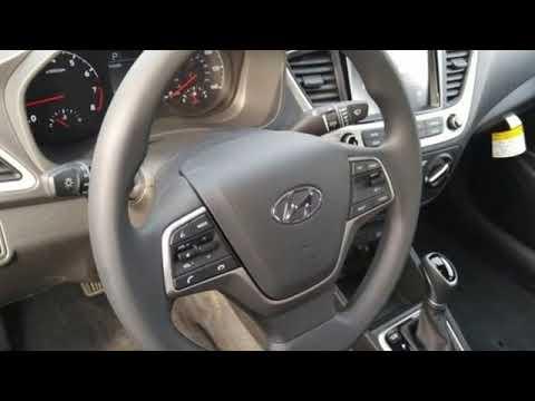 New 2019 Hyundai Accent Newport News VA Norfolk VA, VA - SOLD
