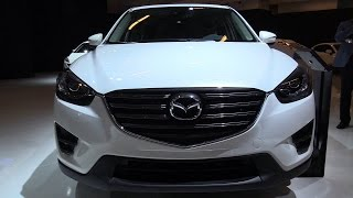 getlinkyoutube.com-2016 Mazda CX-5 AWD SkyActiv - Exterior and Interior Walkaround - 2015 Montreal Auto Show