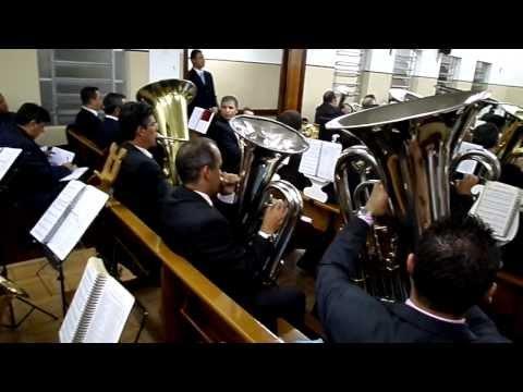 CCB JANDIRA ENSAIO REGIONAL BAIRRO DO LIMAO 21-12-2013 - PARTE 1