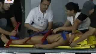 getlinkyoutube.com-Madrazo Clavadista plataforma 10 metros TVC Deportes Total Clavadista Desmayado Putazo