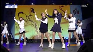 getlinkyoutube.com-K POP A Pink   Mr Chu + My My + NoNoNo Concert 20140927