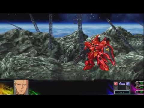 Super Robot Wars Z3 Jigoku-hen: Char vs Full Frontal