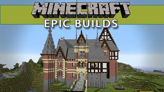 getlinkyoutube.com-Minecraft Epic Server Builds