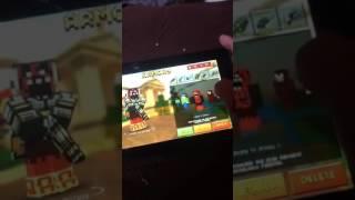 getlinkyoutube.com-Pixel gun 3D fnaf skin