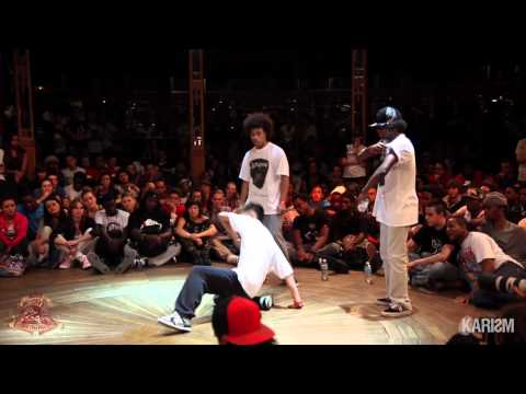 CERCLE UNDERGROUND  4 - 1/2 Finale Hiphop - Genesis Vs Legion X Junior