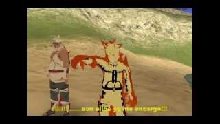 getlinkyoutube.com-Naruto vs Nagato gta san andreas parte 1