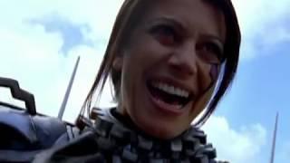 getlinkyoutube.com-Power Rangers S.P.D. - Omega Ranger First Scene and Battle (Messenger Episode)