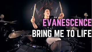 Evanescence - Bring Me To Life | Matt McGuire Drum Cover width=