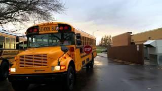 Bus 40: Spring Break Is Almost Over