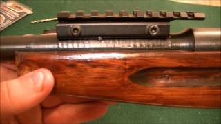 getlinkyoutube.com-Mosin Nagant Scout Mount Installation UTG  (cheap solid mount)