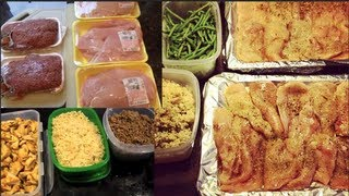 getlinkyoutube.com-Bodybuilding Food Preparation