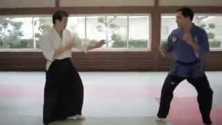 getlinkyoutube.com-【衝撃格闘動画】柔術 vs 合気道