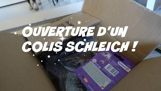 getlinkyoutube.com-COLIS SCHLEICH ! 😍 (2017 et autres)