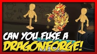 getlinkyoutube.com-Knights and Dragons - Can you fuse a DRAGONFORGE?