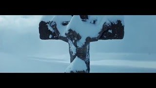 getlinkyoutube.com-The Hateful Eight Christ Opening Scene plus Ennio Morricone's - L'Ultima Diligenza di Red Rock