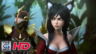 "getlinkyoutube.com-CGI Animated Cinematics HD: ""League of Legends The New Dawn: - by Blur Studio"