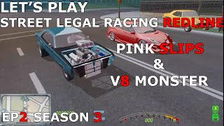 getlinkyoutube.com-Let's Play Street Legal Racing Redline S3 - EP2 - Trying out a new car
