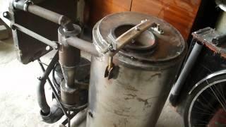 getlinkyoutube.com-Піролізний котел,бюджетний. Альтернатива газу.