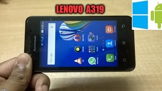 getlinkyoutube.com-30) Lenovo a319 rocstar music smartphone unboxing video (flipkart)