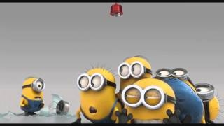 getlinkyoutube.com-Minions - Cow Cup , The Stars are Brighter , Evil Minion Animation Test , Banana song