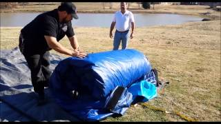 getlinkyoutube.com-New Improved Inflatable Rolling Machine - Hercules Roller by Superior Inflatable Manufacturer