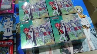 getlinkyoutube.com-Cardfight! Vanguard: G Booster Set 5 - Moonlit Dragonfang Speed Unboxing!