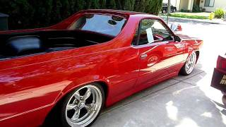 getlinkyoutube.com-Start up El camino custom