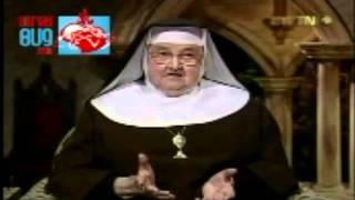 getlinkyoutube.com-Madre Angelica Conocete a ti mismo y ama a Dois