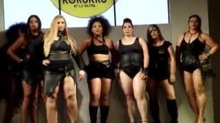 getlinkyoutube.com-14° Fashion Weekend Plus Size Verão 2017 Korukru