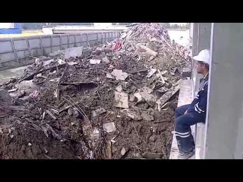 Прикуриватель весом в 30 тонн