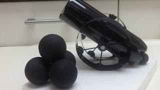 getlinkyoutube.com-Plastic Bottle Crafts: Making a Cannon