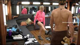 Big Brother Canada 3 Zach and Ashleigh