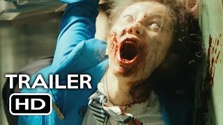getlinkyoutube.com-Train to Busan Official Trailer #1 (2016) Yoo Gong Korean Zombie Movie HD