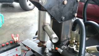 getlinkyoutube.com-PORTABLE HYDRAULIC TUBEWELL DRILLING MACHINE PART 4