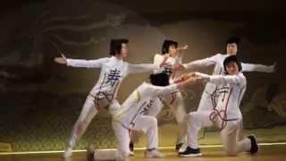 getlinkyoutube.com-【結婚式余興】お嫁サンバとR.Y.U.S.E.Iをキレキレに踊った余興@八芳園