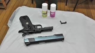 getlinkyoutube.com-モデルガン・ガスガンのコーティング剤の紹介 【Nanchan's Custom Gun】