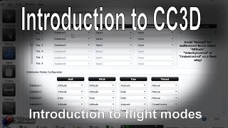 getlinkyoutube.com-Introduction to CC3D -  Flight mode overview (rate, attitude, acro+ rattitude etc)