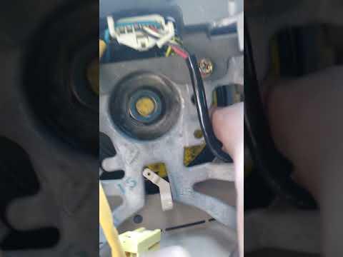 2002 Toyota Avalon steering wheel upgrade