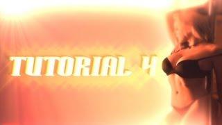 "getlinkyoutube.com-Tutorial #4 ""Soundbar synced with music"" (AE & SV)"