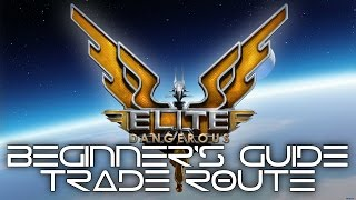 getlinkyoutube.com-Elite Dangerous - Type 7 Fit, 4.8m/hr Trade Route!