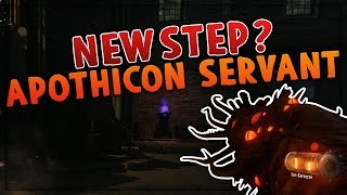 getlinkyoutube.com-Shadows Of Evil Wonder Weapon Upgrade Step? Apothicon Servant Pack A Punch Step? (BO3 Zombies)