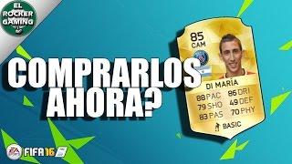 getlinkyoutube.com-FIFA UT 16 I Vale La Pena Comprar A Jugadores Caros Ahora Mismo?