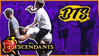 "getlinkyoutube.com-Disney's Descendants Rehearsal ""Did I Mention"""