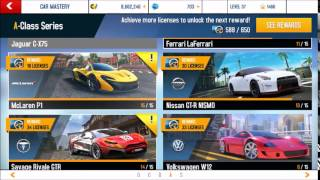 getlinkyoutube.com-Asphalt 8 McLaren P1 GTR Maxing and Pro Tuning (4,0,4,0.)