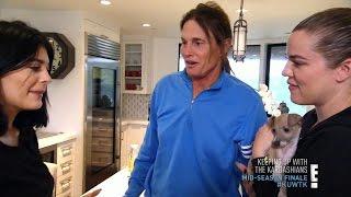 getlinkyoutube.com-Caitlyn Jenner:  Facial Feminization + Poses On Vanity Fair Cover | Good Morning America | ABC News