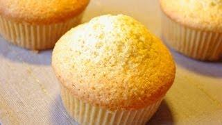 getlinkyoutube.com-Recette de gâteaux moelleux aux amandes   Sweet almond cakes recipe