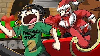 getlinkyoutube.com-GMOD SANTA's DEATHRUN! - Garry's Mod Funny Moments