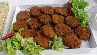 getlinkyoutube.com-كفتة اللحم والبطاطس المقلية - منال العالم