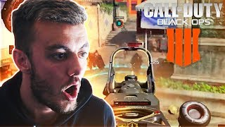 REACTING TO THE OFFICIAL BLACK OPS 4 MULTIPLAYER REVEAL TRAILER!! (BO4 ROYALE )
