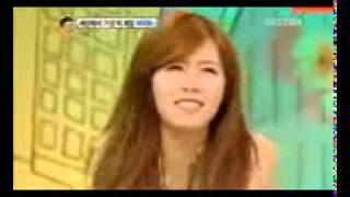 getlinkyoutube.com-Hyuna explosion of annoyance Eng Sub Cute Funny ps